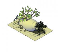jardín Amphora