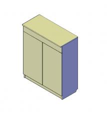 Shoe storage 3D models