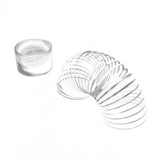 Slinky 3DS Max model