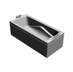 Bathtub 3DS Max model