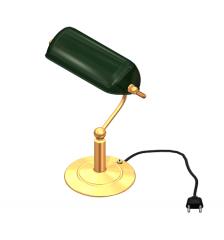 Vintage desk lamp 3D Max model