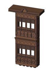 Islamic Architectural Element Revit Family 6