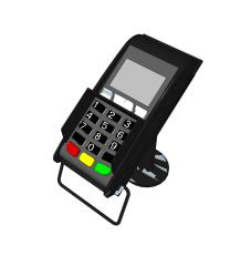 Card payment terminal skp model