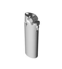 Cigarette lighter 3DS Max model