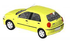 Fiat Palio Revit Family