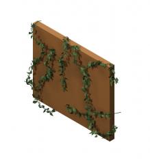 Modello Ivy 3DS Max