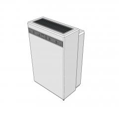 Dehumidifier Sketchup model