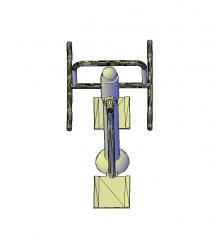Outdoor-Fitness-Studio - Surf Board 3D-CAD-Datei