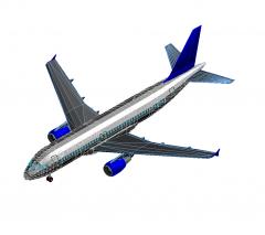 Airbus A320 Revit model
