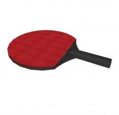 Модель Sketchup для настольного тенниса