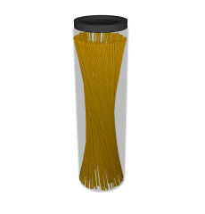 Spaghetti-Container Sketchup-Modell