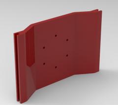 エンジン部品CADモデル93