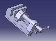 948 Benchwise CAD Model dwg.  drawing