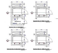 Lift Design Plan dwg