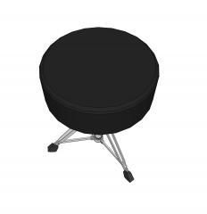 Drum stool Sketchup model
