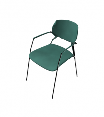 オフィス会議用椅子3D maxモデル