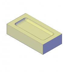 Ziegel 3D CAD dwg