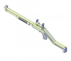 霰弹枪3D DWG模型