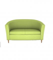 Tub sofa 3DS MAX Vray model