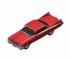 Cadillac 59 3DS max model