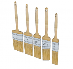 Paint brushes Sketchup model