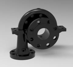 3 & 5 Axis CNC Machinable 3D CAD Model 99