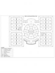 Apartment Buildings 2  up to 8 Levels_First Floor Electrical Plan. dwg