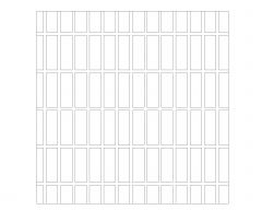 Roof Tile Custom hatch pattern -04