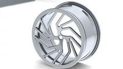 Aluminium Rim.SLDPRT