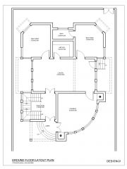American Standard Villa Complete set for Council submission .dwg-37