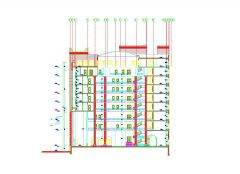 Auto Cad section Design dwg.