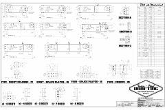 STEEL BEAM Bauzeichnungen