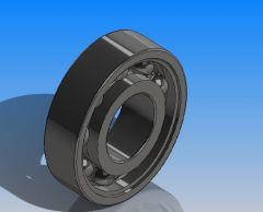 Ball bearing sldprt model
