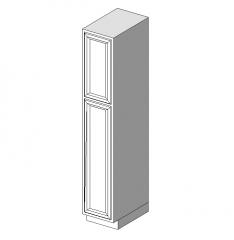 Base Cabinet 2 Door 15x24x84 revit family