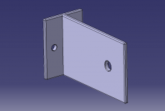 Secondary base plate.catpart