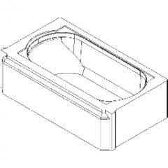 Bathtub-3 Revit