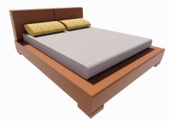 Bed - Divan revit model