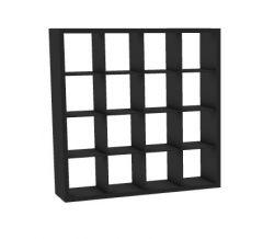 Simple designed Book Shelf 3d model .3dm format