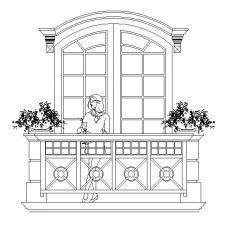 Balcone (singolo 1)