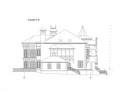 Castle house ELEVATIONS-2