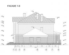 Castle House ELEVATION-6