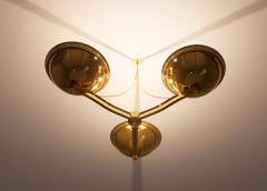 3 copper bowl shape lights- ceiling light revit family