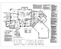 CMU-Gebäudedetails und Architektur Best Design_Layout Plan .dwg