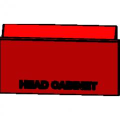 Cabinet Head Revit
