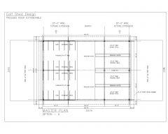 Calf Shed Design - MASTER PLAN-A-Model