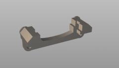 ブレーキパッドモデル用キャリパーアダプター