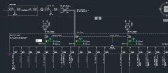 变电站单线图