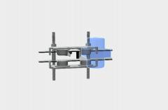 Kettenhostschrittmodell