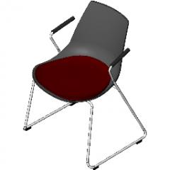 Chair Multi Purpose Curve Revit