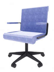 Chair-Task Arms revit family